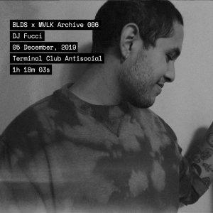BLDS X MVLK 006: DJ Fucci cover