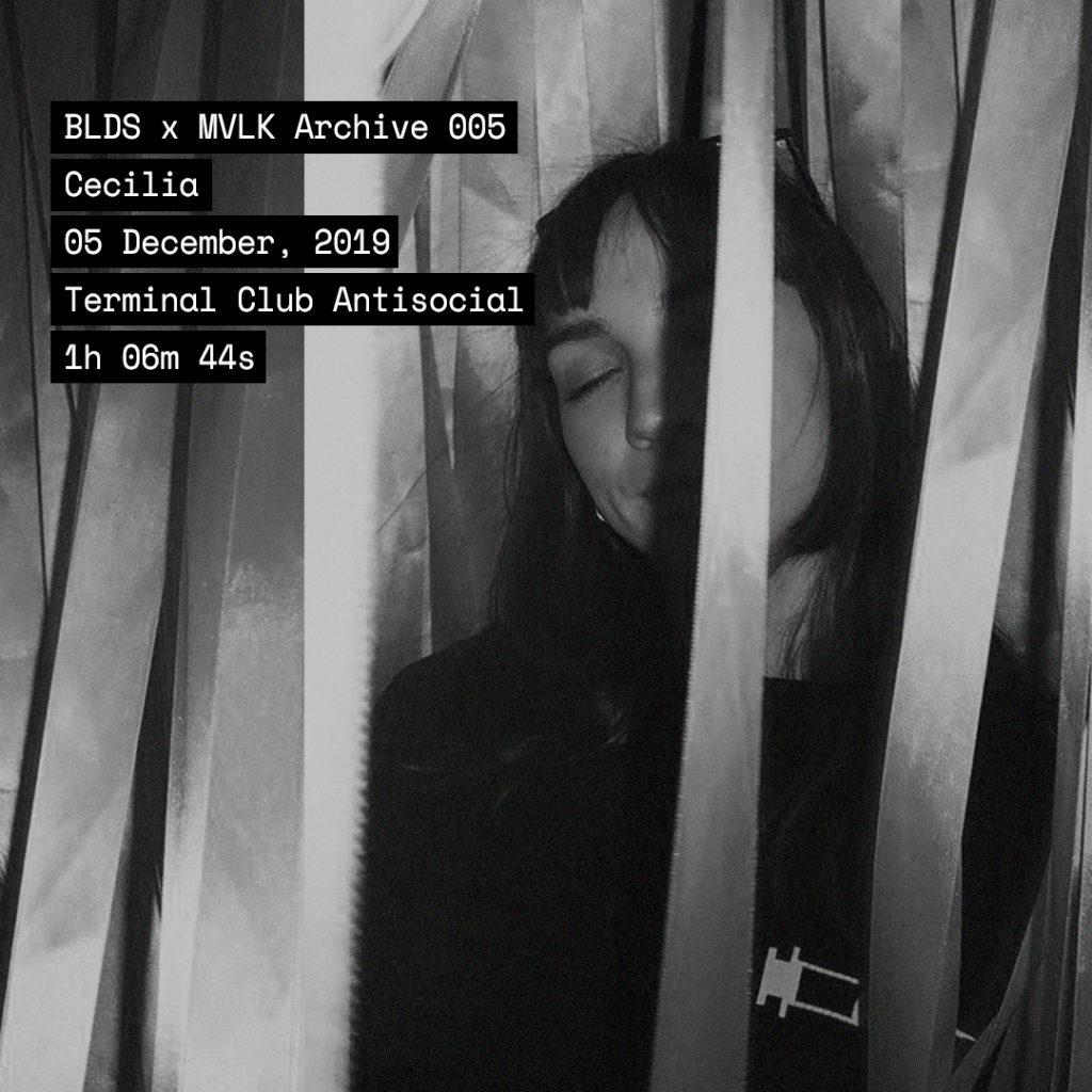 BLDS X MVLK 005: Cecilia artwork