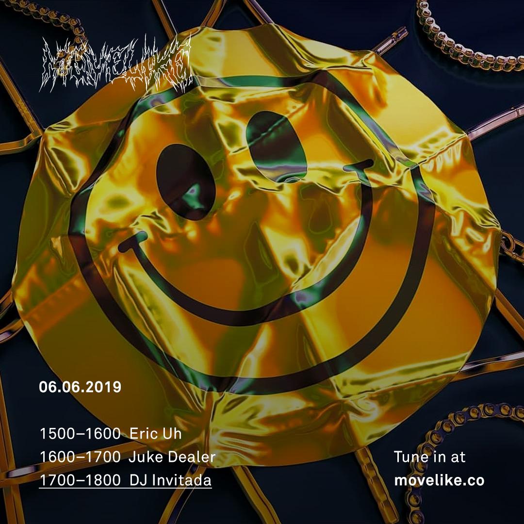 DJ Invitada [06/06/2019] artwork