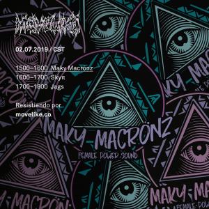 Maky Macrönz [07/02/2019] cover