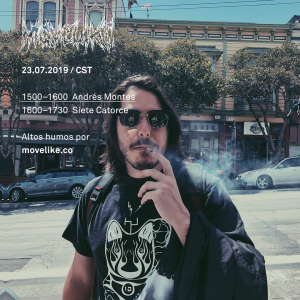 Andrés Montes [07/23/2019] cover