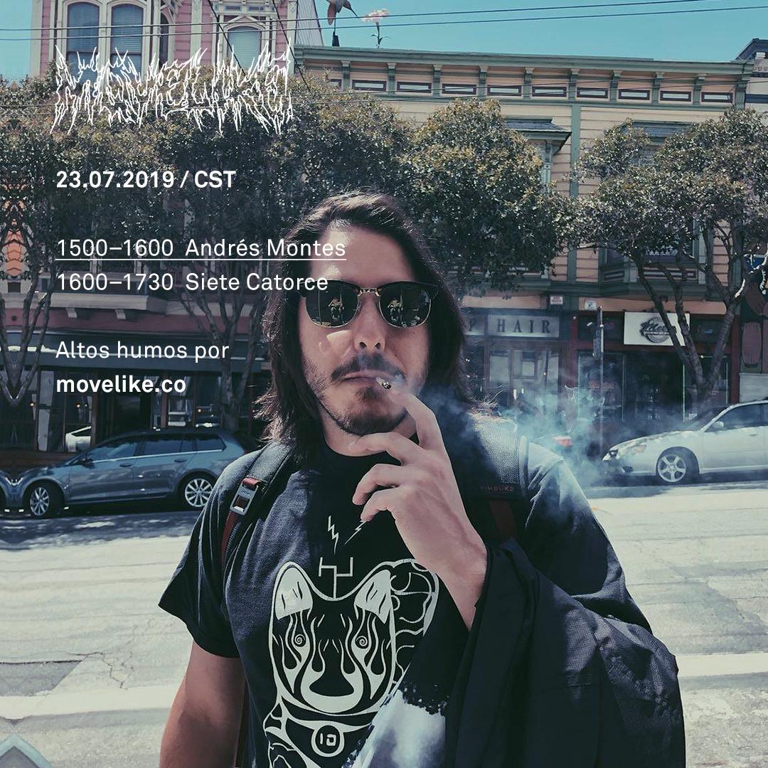 Andrés Montes [07/23/2019] artwork