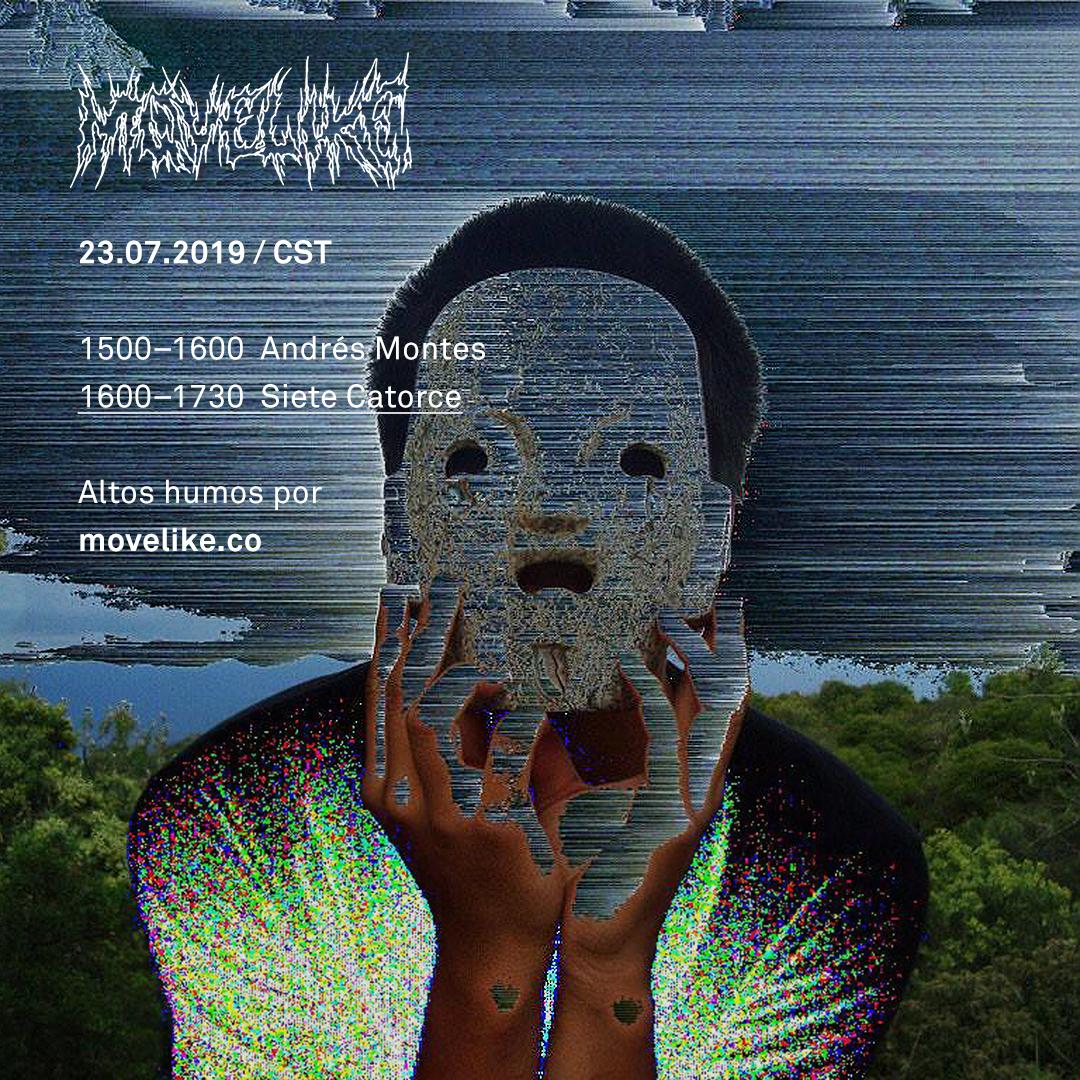 Siete Catorce [07/23/2019] artwork