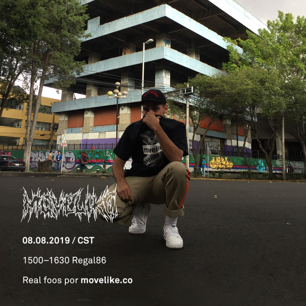 Regal86 [08/08/2019] artwork