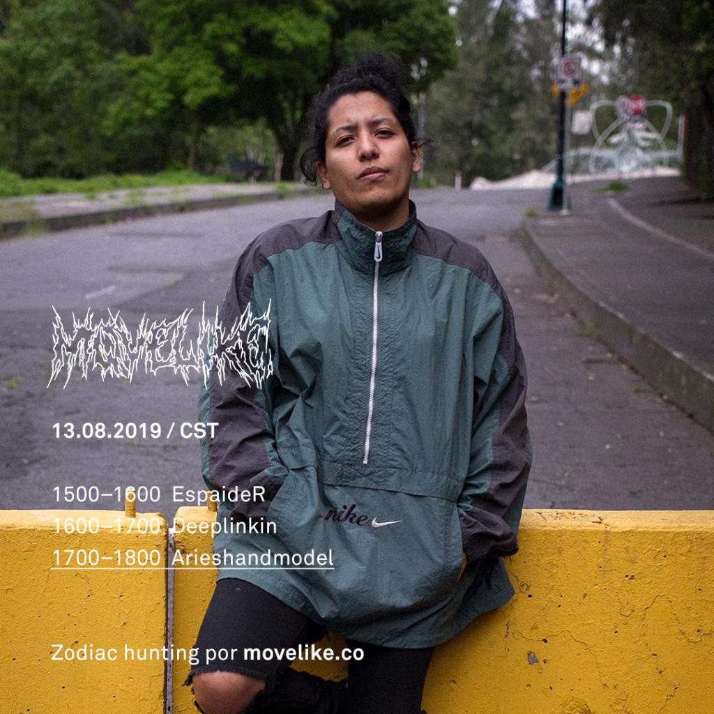 Arieshandmodel [08/13/2019] artwork