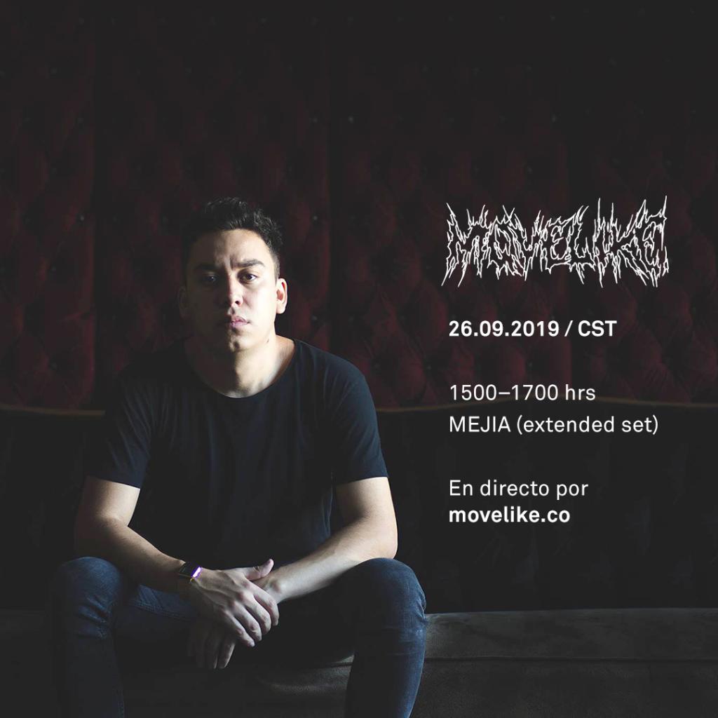 MEJIA [09/26/2019] artwork