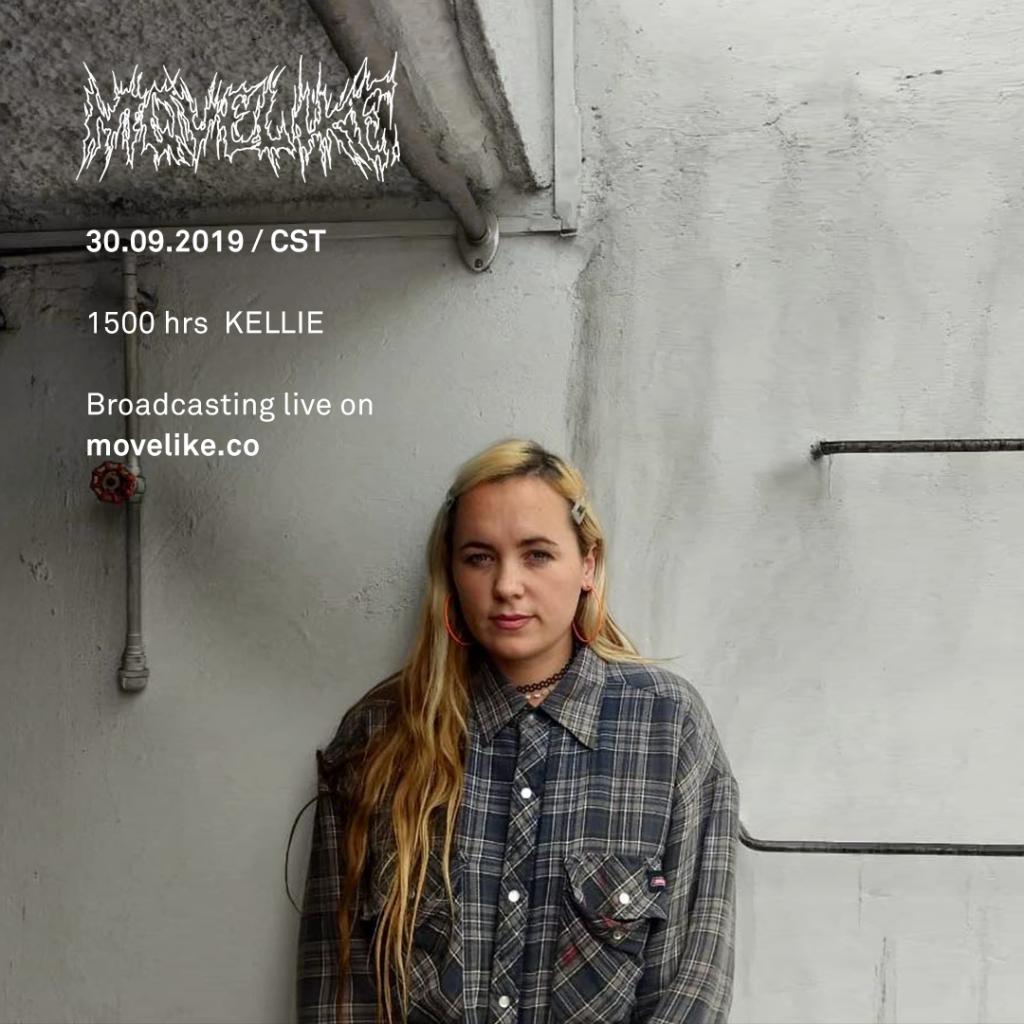 KELLIE [10/01/2019] artwork