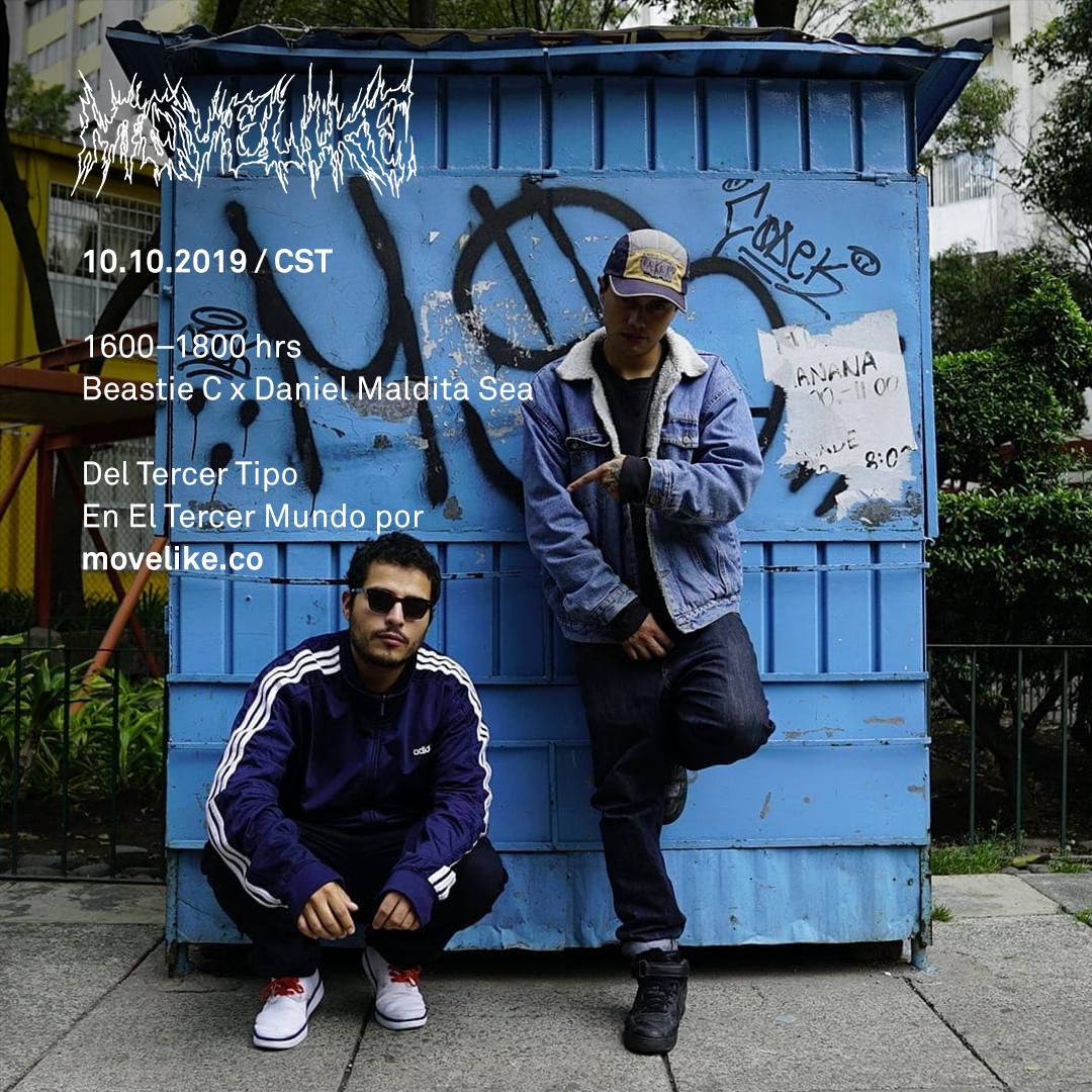 Beastie C & Daniel Maldita Sea [10/10/2019] artwork