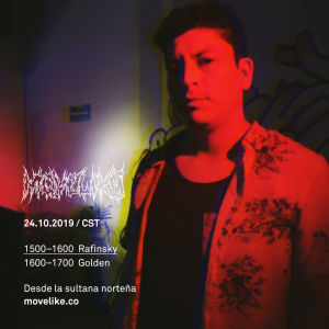 Rafinsky [10/24/2019] cover