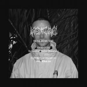 Sebastian Gabe (Balatan) [12/02/2019] cover