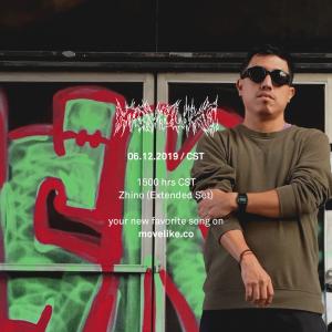 Zhino [12/06/2019] cover