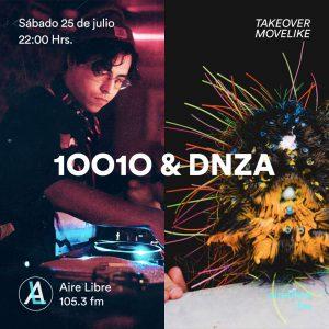 1OO1O & DNZA cover