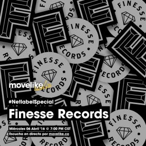 Finesse Records cover