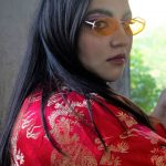 Golden Profile Picture