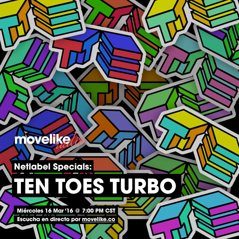Ten Toes Turbo artwork