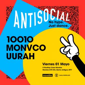 Antisocial 01 Poster