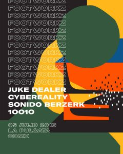 Footworkz 06 Poster