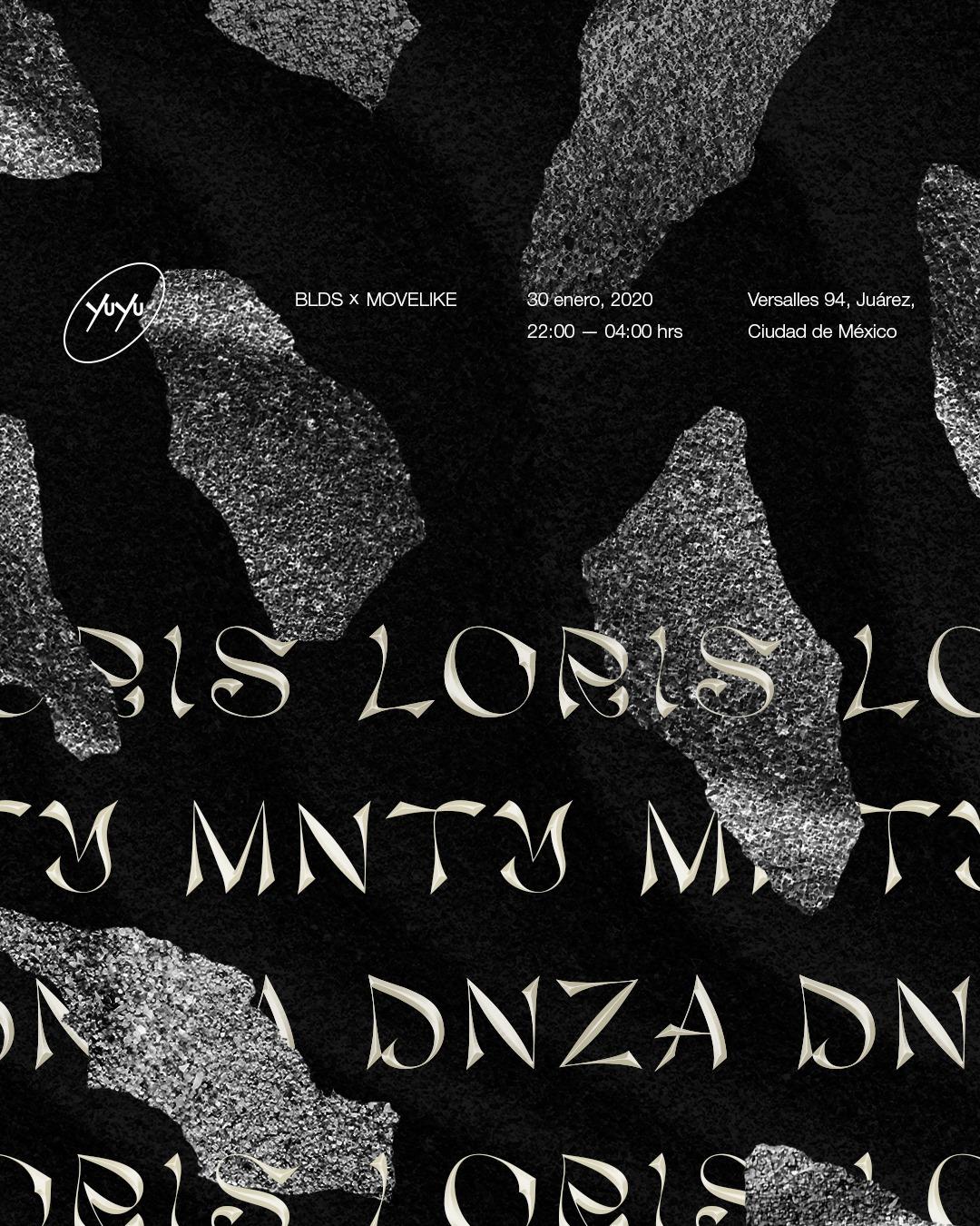 Loris @ CDMX artwork