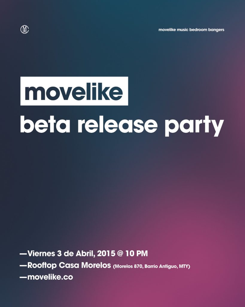 Beta Release Party artwork