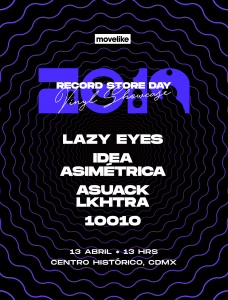 Record Store Day 2019 Poster