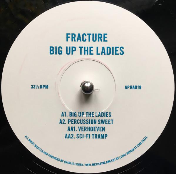 Big Up The Ladies EP artwork
