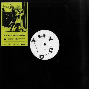 Buff Traxx EP cover