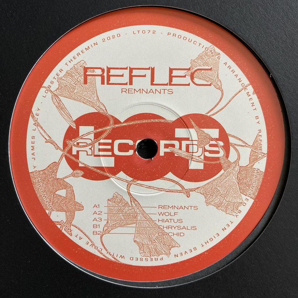 Remnants EP artwork