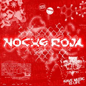 Noche Roja EP Artwork