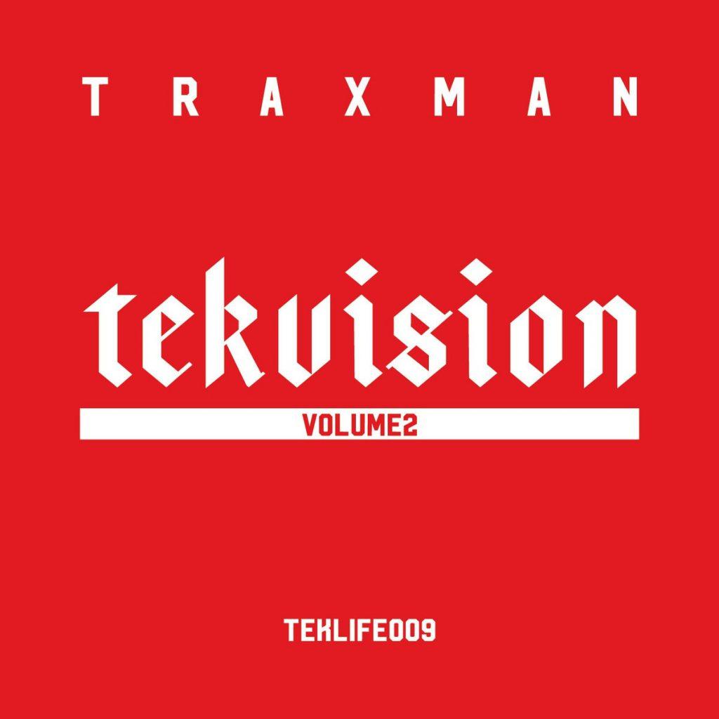 Tekvision Volume 2 artwork