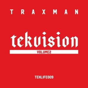 Tekvision Volume 2 cover